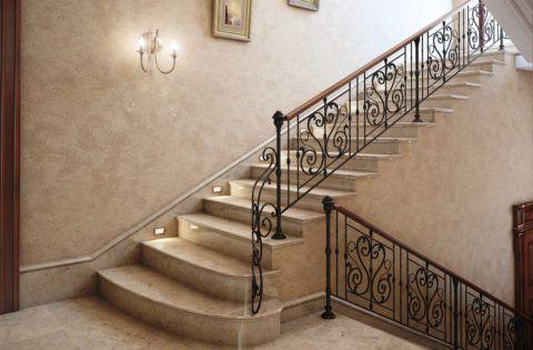 Плитка для облицовки лестницы