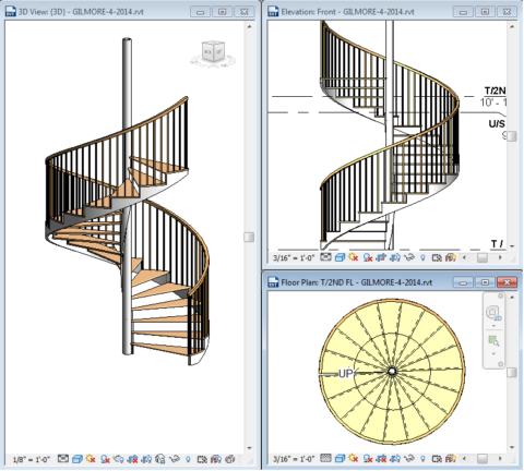 Разработка чертежей в 3D
