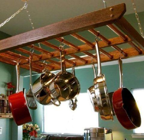 Система хранения кухонной утвари
