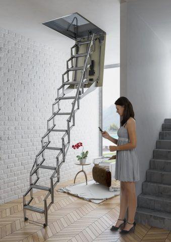 """Автоматические лестницы 3м чердачные """"FGM SOFFITTA"""""""