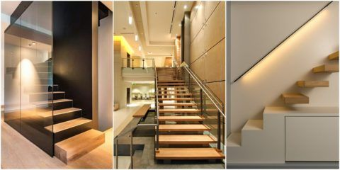 Фото современных лестниц