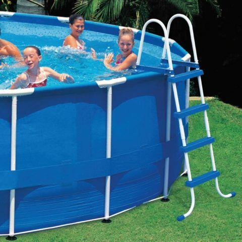 Лестница для бассейна «Intex»