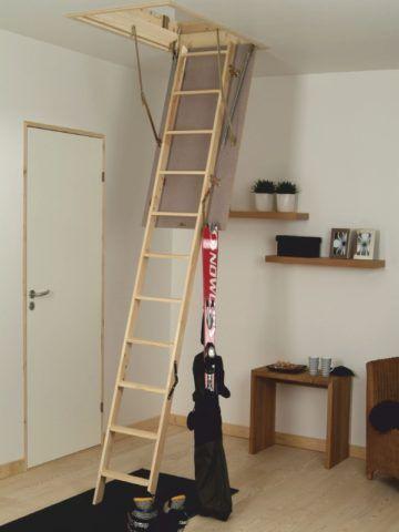 """Лестница Dolle, модель """"EUROBEST"""""""