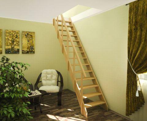 "Лестница ЛМ-03 от компании ""Вишера"""
