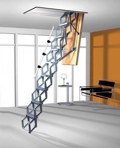Лестница–пантограф
