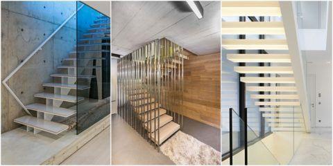 Лестницы для дома современные