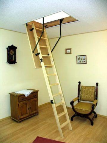 """Лестницы Oman чердачные, модель """"Standart"""""""