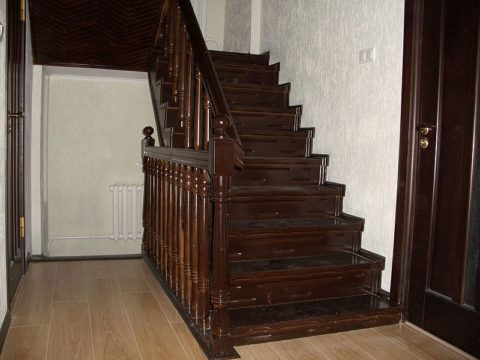 Маршевая лестница