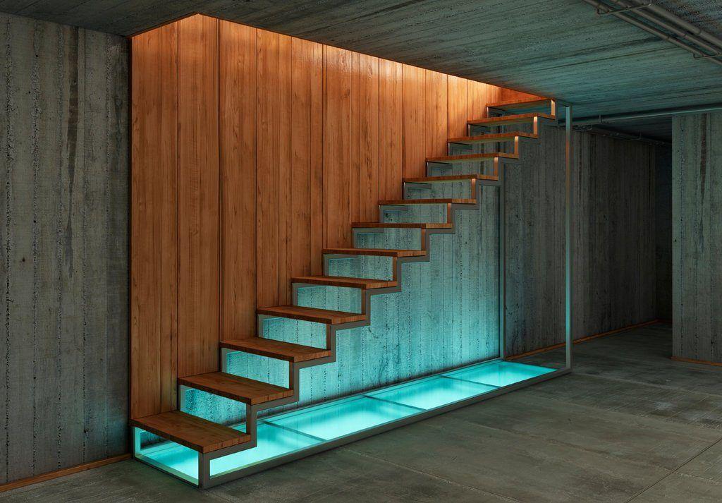 Лестница в подвал из дома: фото входа в погреб в частном коттедже