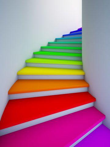 Лестница декоративная своими руками