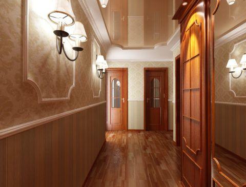 Многоуровневый потолок из гипсокартона можно комбинировать с натяжным полотном
