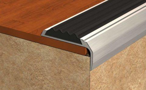 Накладки на деревянные ступени лестницы