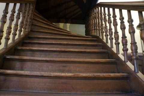 Ступени для деревянных лестниц на тетивах