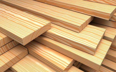 Заготовки для лестниц из дерева (косоуры и тетивы)