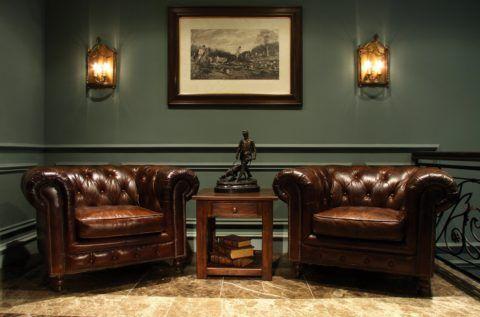 Английский стиль в интерьере современного дома