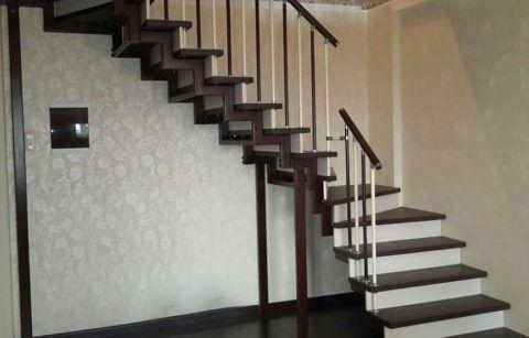 Чем больше места — тем удобнее лестница, помните об этом