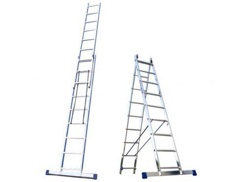 Двухсекционные модели имеют два варианта установки