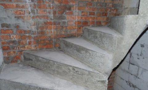 Готовый бетонный элемент