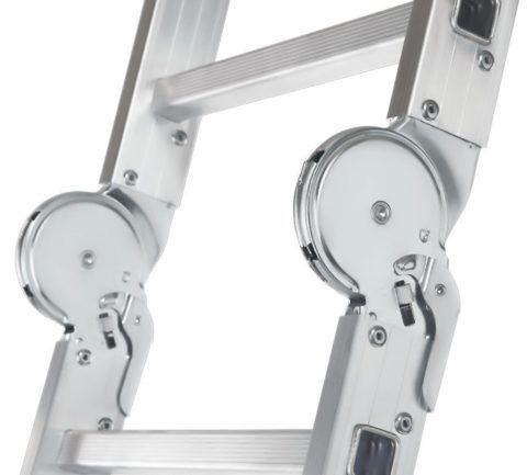 Изделия от компании «Новая Высота» выполнены из прочных профилей и имеют надежные автоматические шарниры