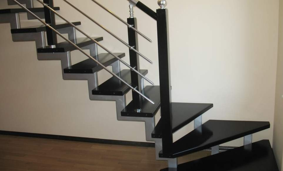 Каркас лестницы из металла своими руками фото 628
