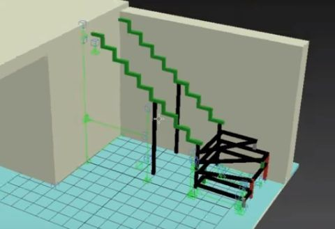 Моделирование конструкции