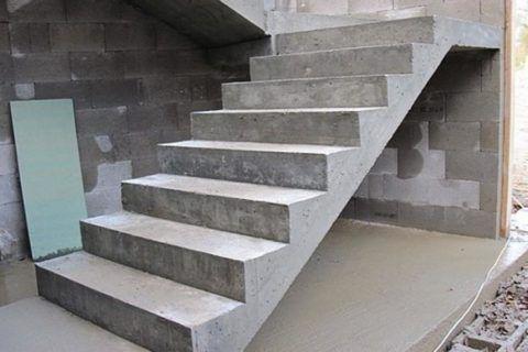 На фото пример маршевой конструкции