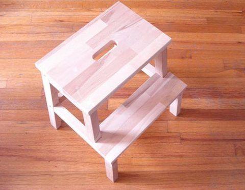 Образец для изготовления простой деревянной модели