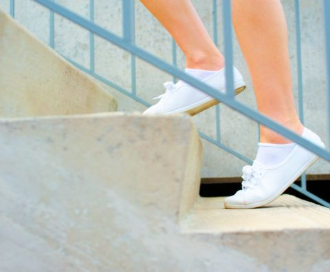 Спроектированная по нормативам лестница удобна и безопасна