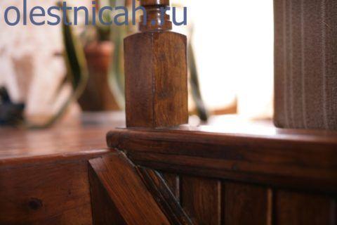 В то время как столб, изготовленный из недостаточно качественного сырья, может проявлять дефекты – например: подвисание пятки