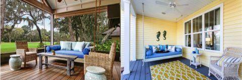 Дизайн крыльца и веранды дома
