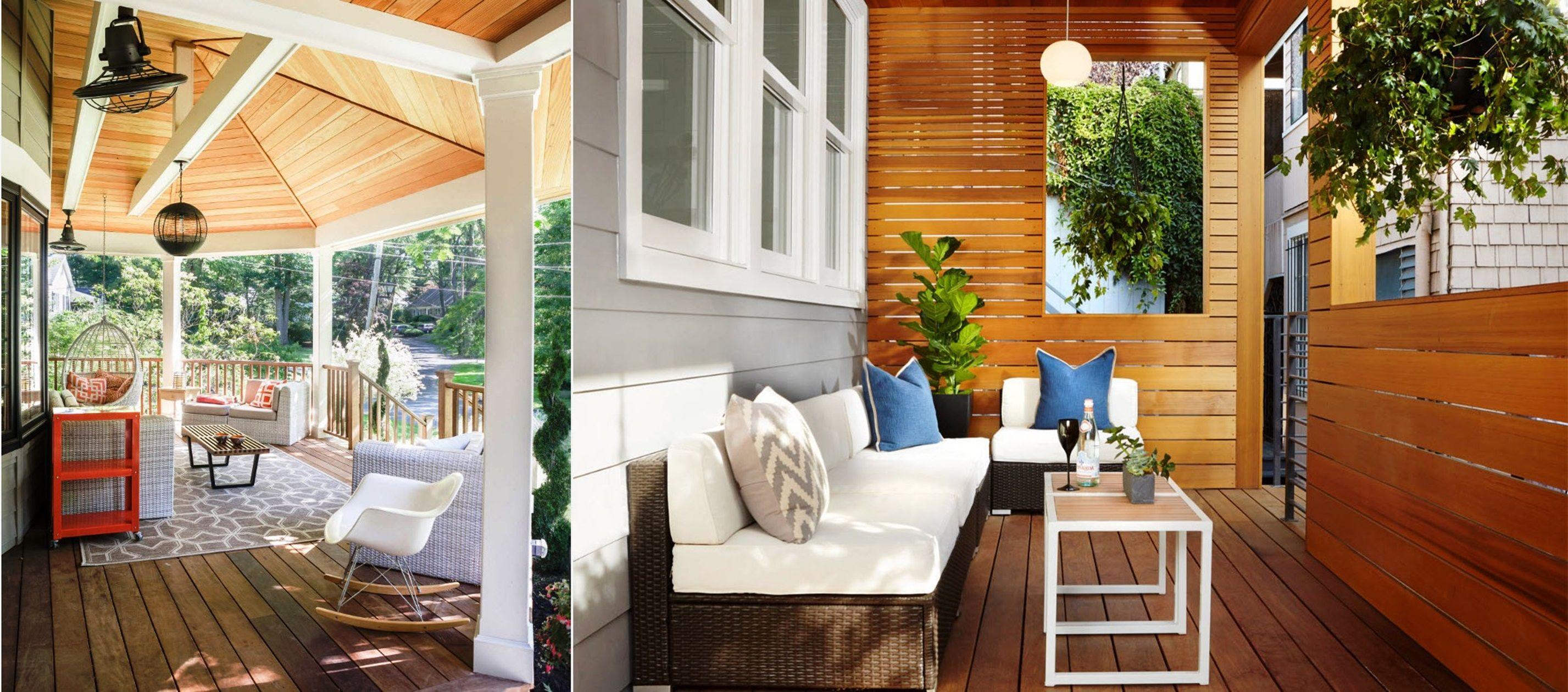 Дизайн веранды частного дома своими руками фото фото 724