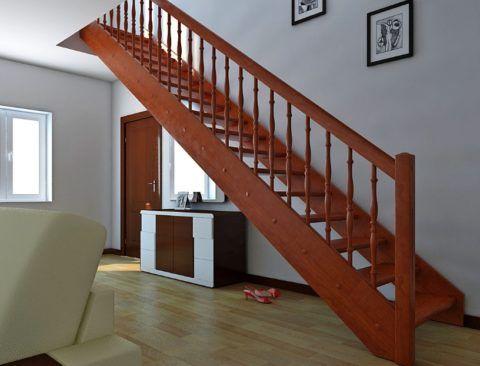Лестница должна органично вписываться в интерьер и обеспечивать безопасность передвижения
