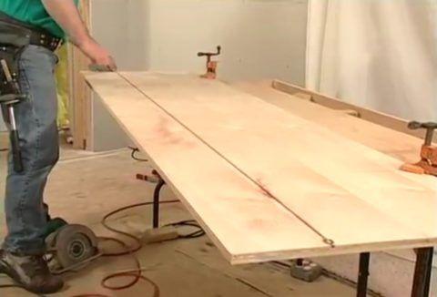 Лестница с ящиками своими руками: делаем окантовку