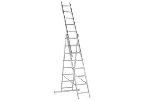 Лестница трехсекционная Rigger 3x8