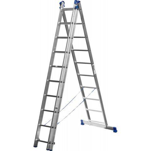 Лестницы трехсекционные 3х10