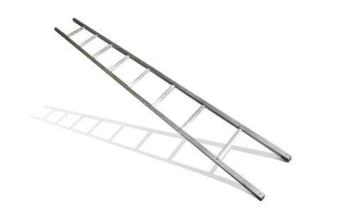 Металлическая лестница-палка