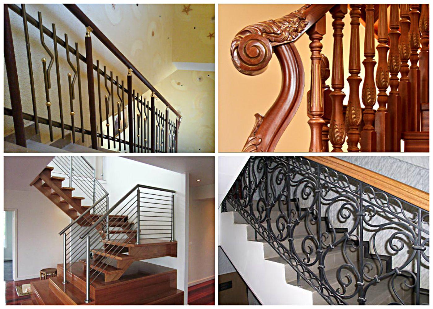 Картинки по запросу Какие перила выбрать для внутренней лестницы? Идеи для оригинальных лестничных перил
