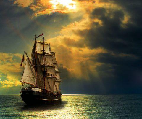 Парусники – последние романтики океана и носители веревочных лестниц в качестве незаменимого элемента оснастки
