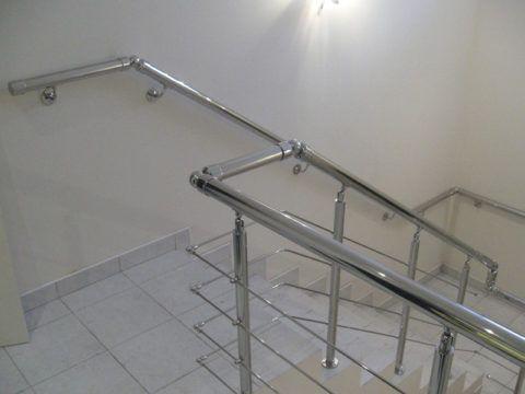 Перила сборные для лестниц