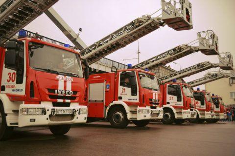 Пожарные лестницы с люлькой становятся все более и более популярными
