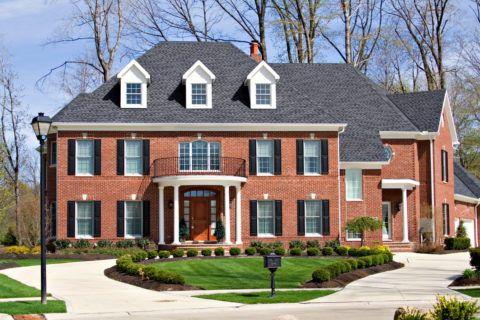 Американский федеральный дом при немалой площади все равно исповедует принцип максимального использования подкровельного пространства