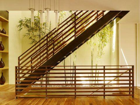 Обилие прямых линий – одна из особенностей японского стиля