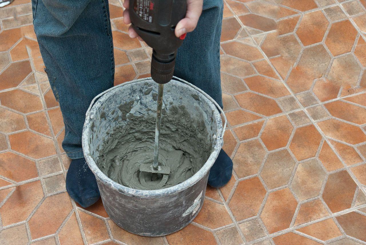 цемент с жидким стеклом