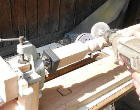 Изготовление фигурных балясин