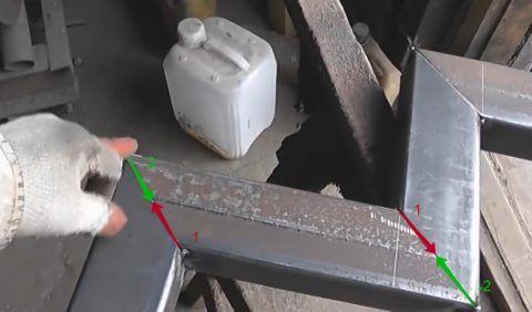 Как правильно проваривать швы