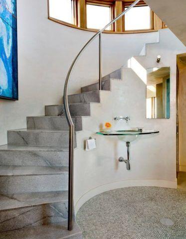 Плитка для холла и лестницы