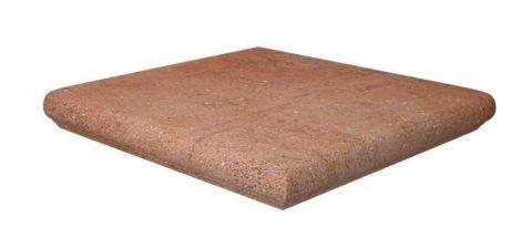 Плитка керамическая на ступень с закруглением краев