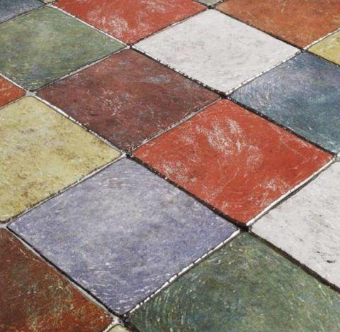 Смальтированная керамогранитная плитка