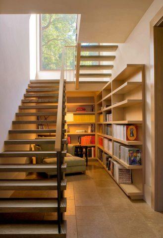 Уютный читальный зал