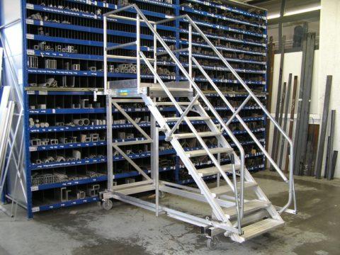 Односторонняя модель для складских нужд
